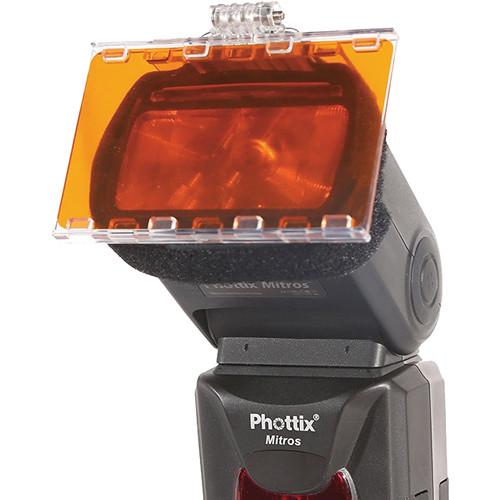 Phottix Hot Shoe Gel Set