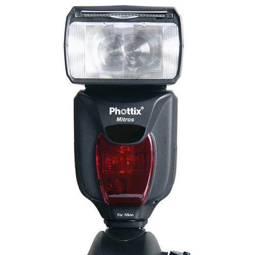 Phottix Mitros TTL Flash for Nikon Cameras