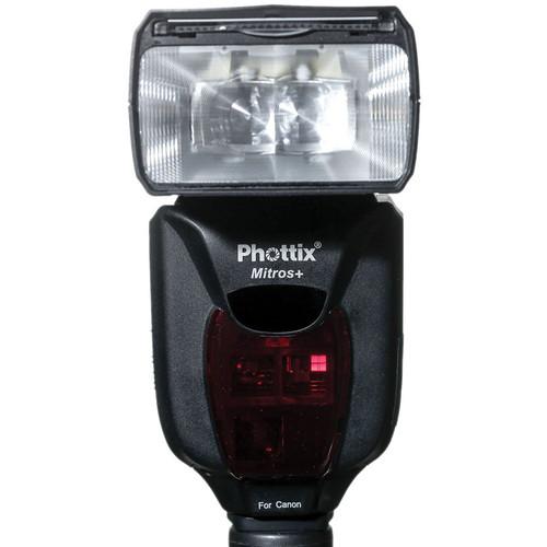 Phottix Mitros+ TTL Transceiver Flash for Canon Cameras