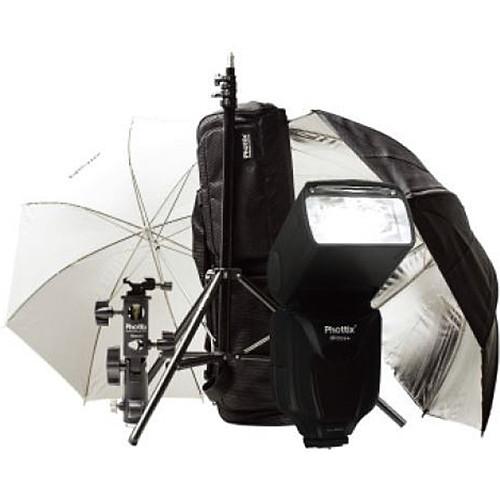 Phottix PH80373 Mitros+ TTL Transceiver Flash Kit for Canon Cameras