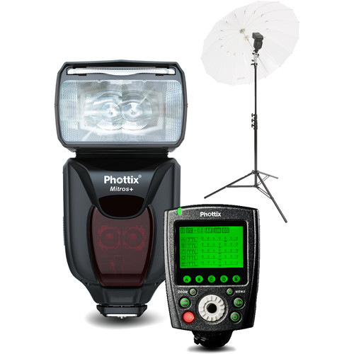 Phottix Mitros+ Portrait Anywhere 1 Kit for Sony