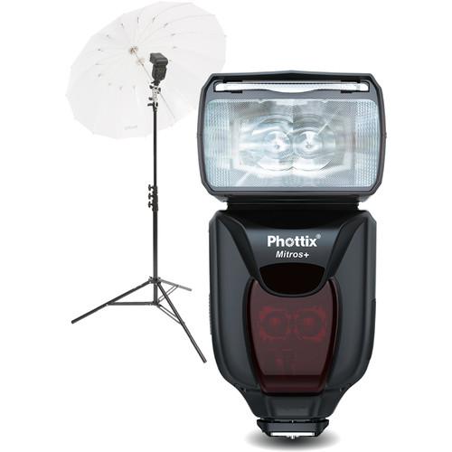 Phottix Mitros+ Portable Portrait 1 Kit for Canon