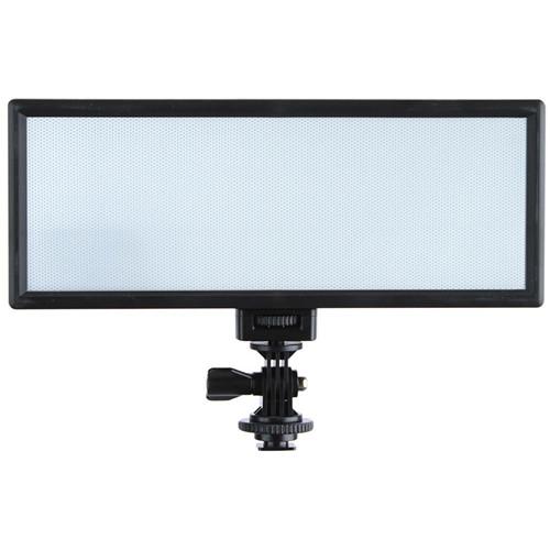 "Phottix Nuada P Softlight Bi-Color On-Camera LED Panel (10 x 3.9"")"