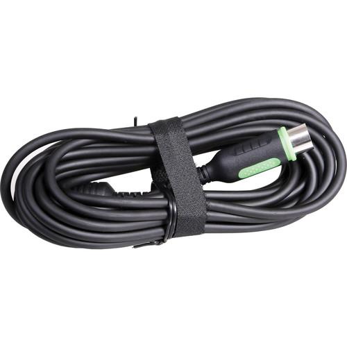 Phottix Straight Studio Light Power Cable for Indra500 TTL Studio Light (15')