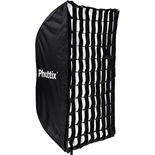 "Phottix Easy Up HD Umbrella Softbox with Grid (24 x 35"")"