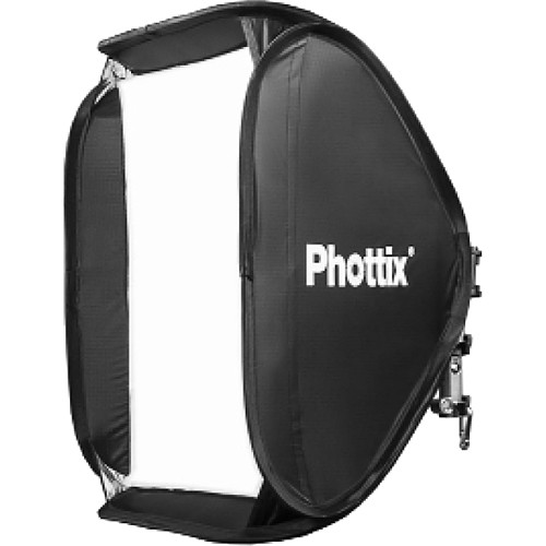 "Phottix Transfolder Softbox with Cerberus Multi Mount Holder Kit (32 x 32"")"