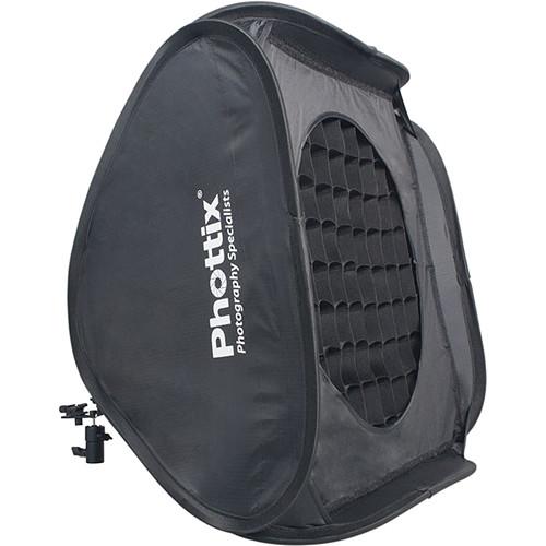"""Phottix Easy-Folder Softbox Deluxe Kit (24 x 24"""")"""