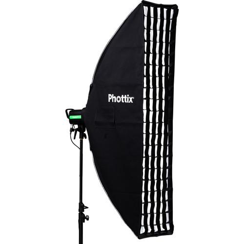 "Phottix Solas Strip Softbox (14 x 55"")"