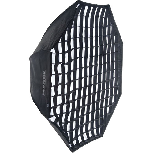 "Phottix 2-in-1 Octagon Softbox with Grid (47"")"