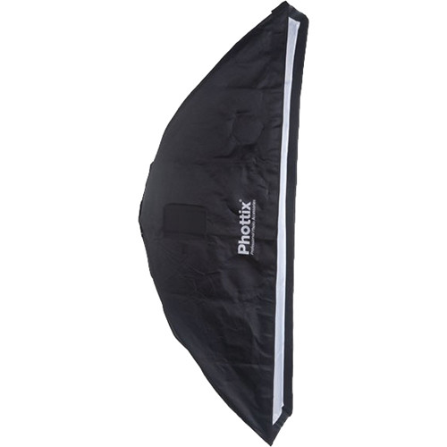 "Phottix 2 in 1 Strip Softbox with Grid (14 x 56"")"
