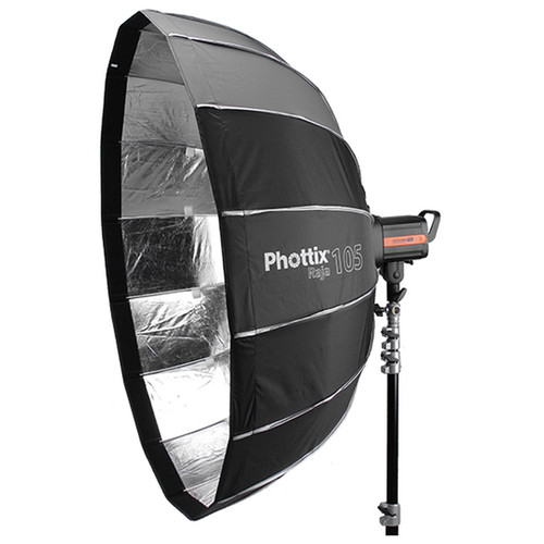 """Phottix Raja Parabolic Softbox with Grid (41"""")"""