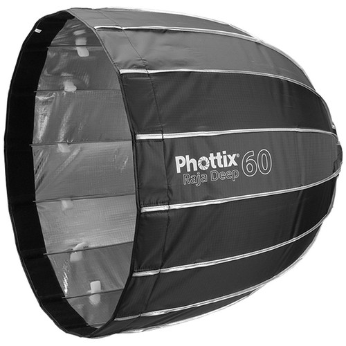 "Phottix Raja Deep Parabolic Softbox with Grid (24"")"