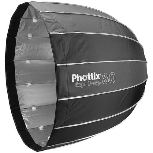 "Phottix Raja Deep Parabolic Softbox with Grid (32"")"