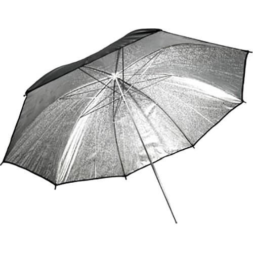 "Phottix 40"" Reflective Studio Umbrella (Grained / Textured Silver)"