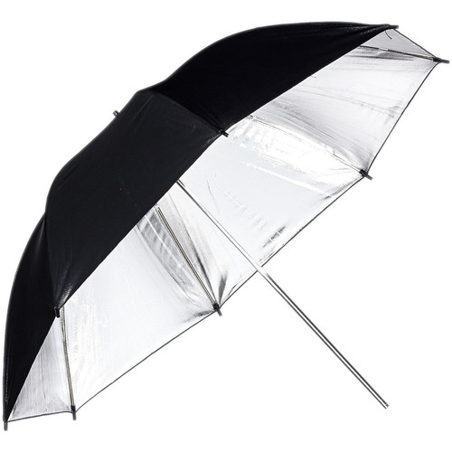 "Phottix 40"" Reflective Studio Umbrella (Silver)"