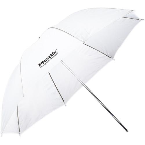 "Phottix Photo Studio Shoot Through Umbrella (White, 33"")"