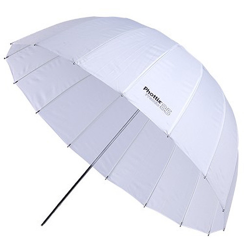 "Phottix Premio Shoot-Through Umbrella (33"")"