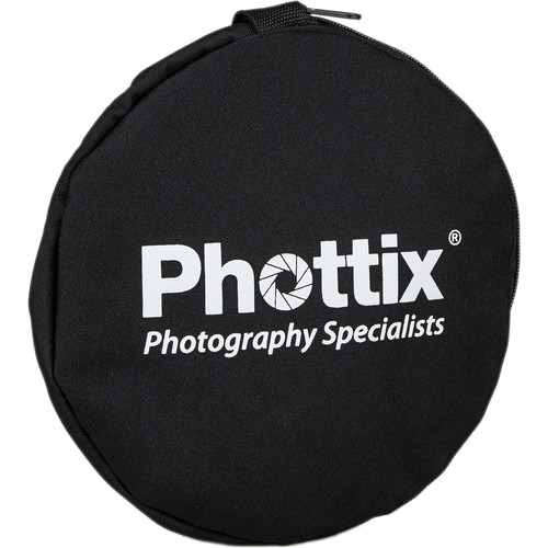 "Phottix 5-in-1 Premium Reflector with Handles (32"")"