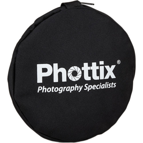 "Phottix 5-in-1 Premium Reflector with Handles (47"")"