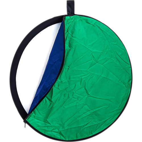 "Phottix 7-in-1 Light Multi Collapsible Reflector (22"")"