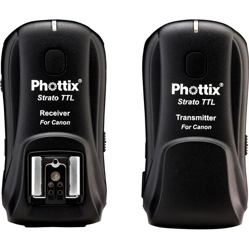 Phottix Strato TTL Trigger Set for Canon