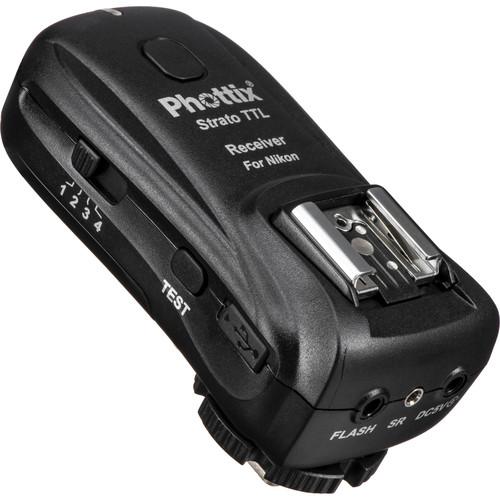 Phottix Strato TTL Receiver for Nikon