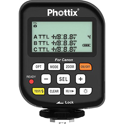 Phottix Odin TCU TTL Flash Trigger for Canon