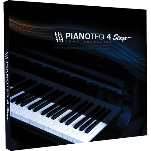 Pianoteq Pianoteq 4 Stage Upgrade to 4 Standard