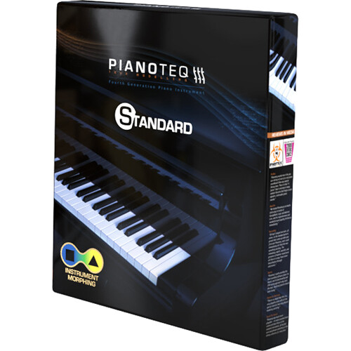 Pianoteq 6 Standard Virtual Piano Plug-In (Download)