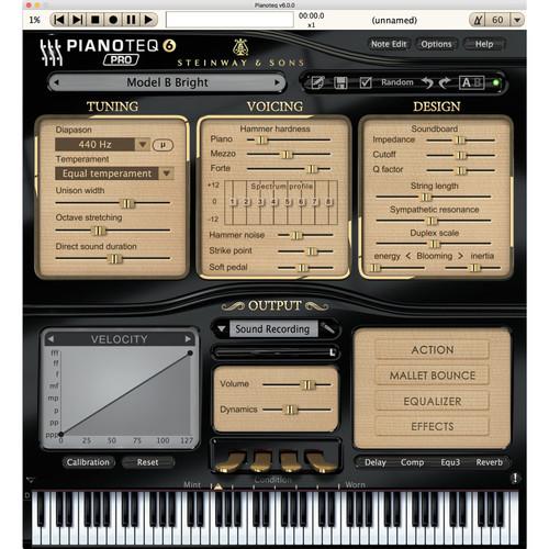 Pianoteq 6 PRO - Virtual Piano (Download)