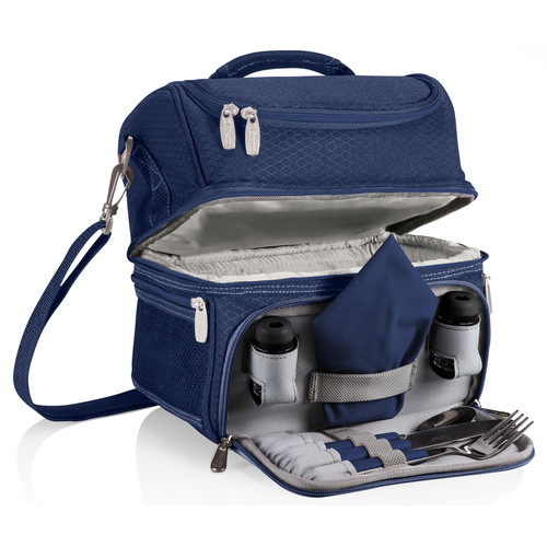 Picnic Time Pranzo Lunch Tote (Navy)