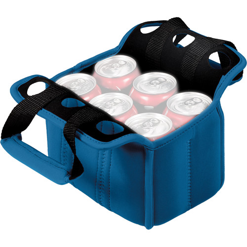 Picnic Time Six Pack Cooler Tote (Royal Blue)