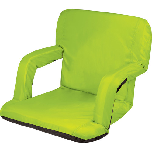 Picnic Time Ventura Recliner Seat (Lime)