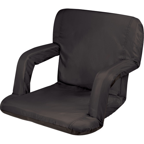 Picnic Time Ventura Recliner Seat (Black)