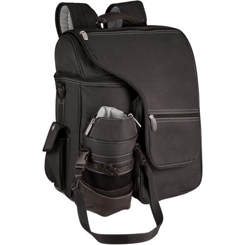 Picnic Time Turismo Cooler Backpack (Black, 25L)