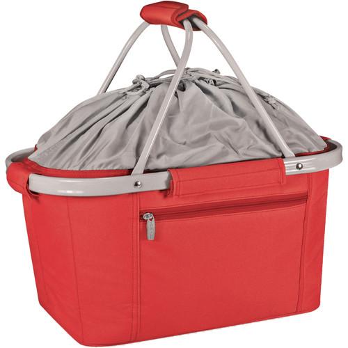 Picnic Time Metro Basket Cooler (Red)