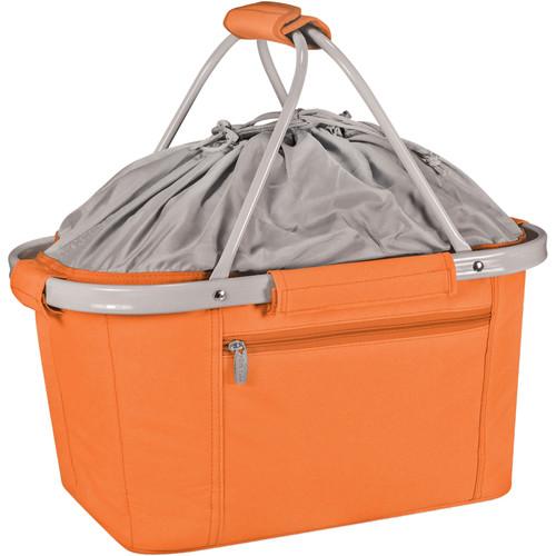 Picnic Time Metro Basket Cooler (Orange)