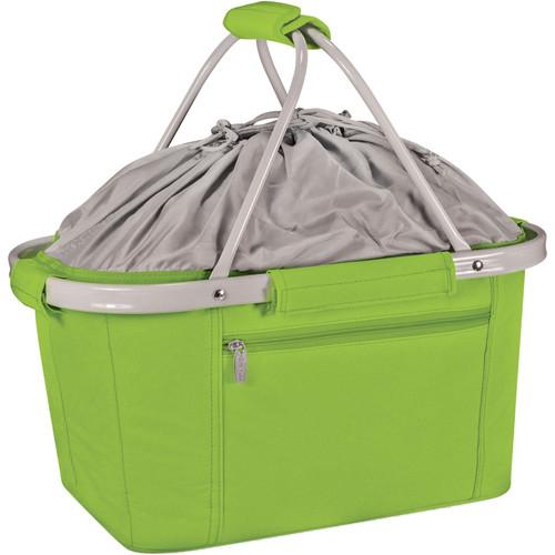 Picnic Time Metro Basket Cooler (Lime)