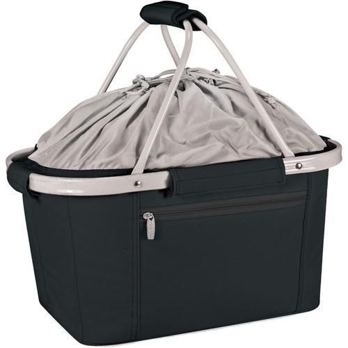 Picnic Time Metro Basket Cooler (Black)