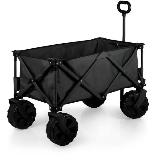 Picnic Time All-Terrain Adventure Wagon (Black/Gray)