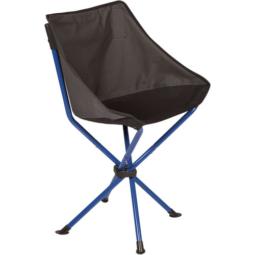 Picnic Time PT-Odyssey Portable Chair (Gray/Blue)
