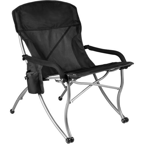 Picnic Time PT-XL Camp Chair (Black)