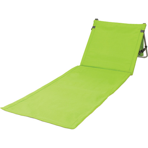 Picnic Time Beachcomber Beach Mat (Lime)
