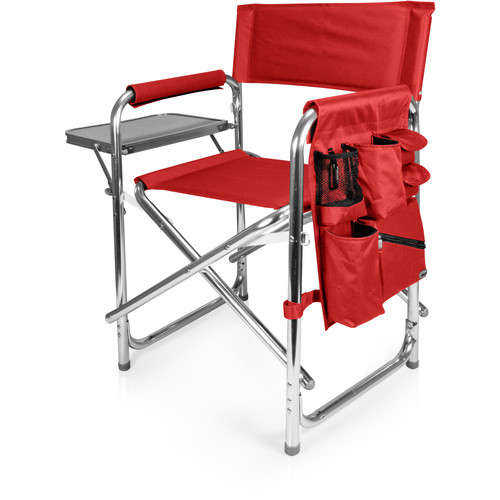 Picnic Time Sports Chair (Red)