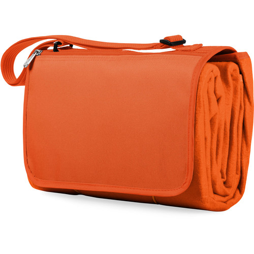 Picnic Time Blanket Tote (Orange)