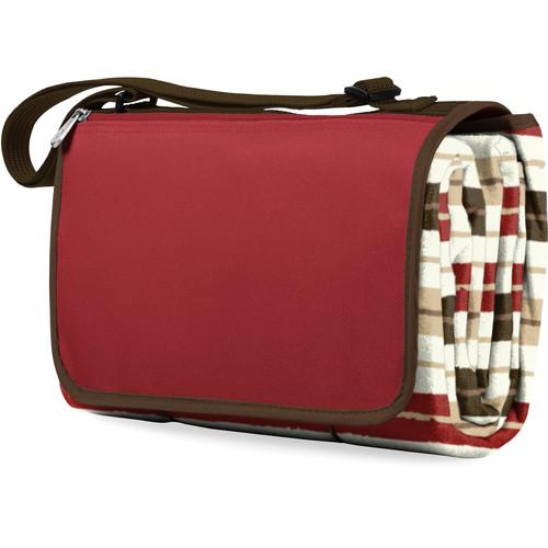 Picnic Time Blanket Tote (Moka Collection)