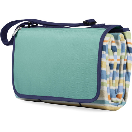 Picnic Time Blanket Tote (St. Tropez Collection)