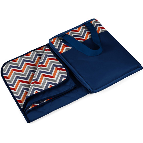 Picnic Time Vista Outdoor Blanket (Blue Vibe)