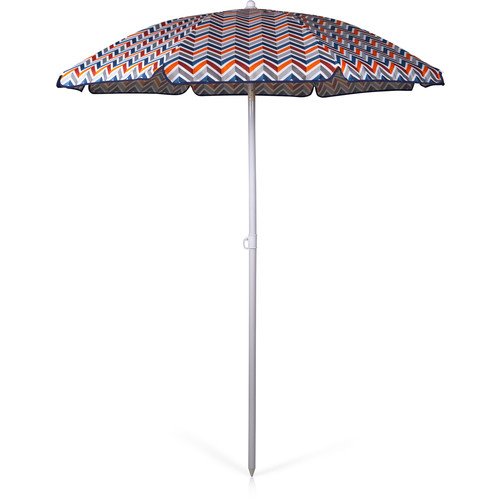 Picnic Time Portable Beach/Picnic Umbrella (Vibe)