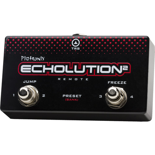 Pigtronix Echolution 2 Remote Switch